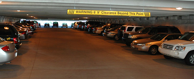 Clearance Bars LED Signs | Directional Systems