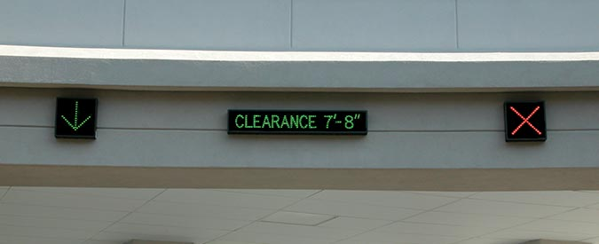 Illuminated LED Signs | Directional Systems