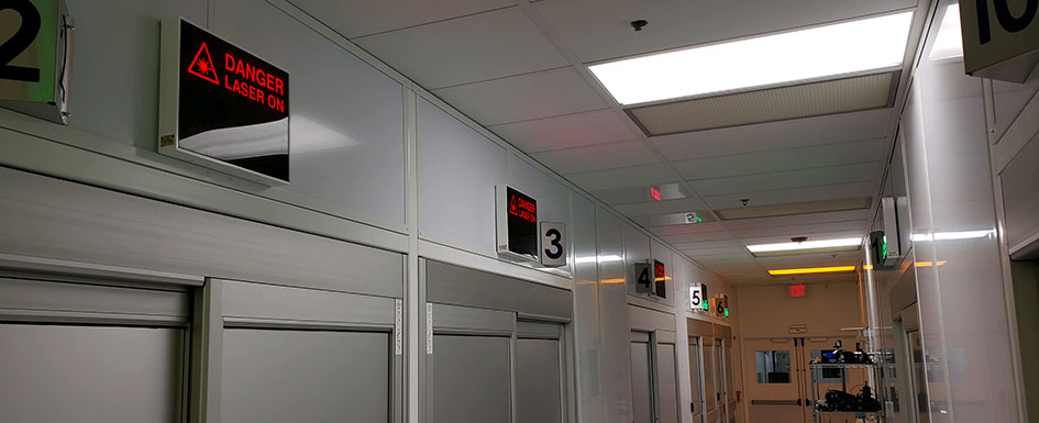 Workplace Safety LED Signs | Directional Systems
