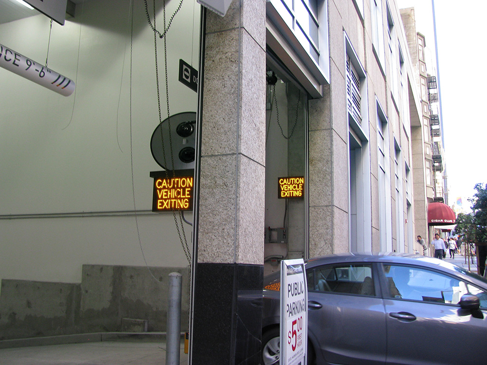 ACE Parking 350 Bush St. – San Francisco, CA