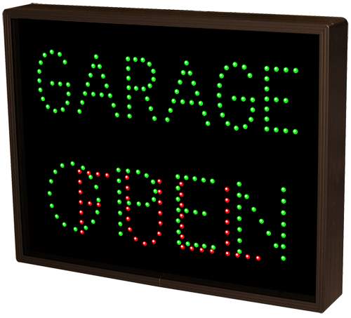 Directional Systems Product #15982 - GARAGE | OPEN | FULL