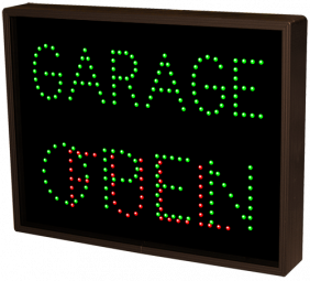Directional Systems 15982 TCL1418GGR-A101 GARAGE | OPEN | FULL Image