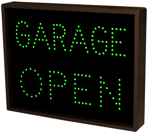Directional Systems 15982 TCL1418GGR-A101 GARAGE | OPEN | FULL Message 1 Image
