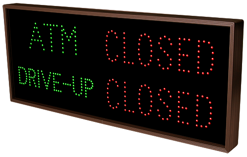 Atm Open Closed Drive Up Open Closed 17185