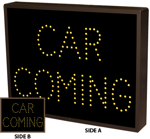 Directional Systems Product #18317 - CAR COMING | CAR COMING