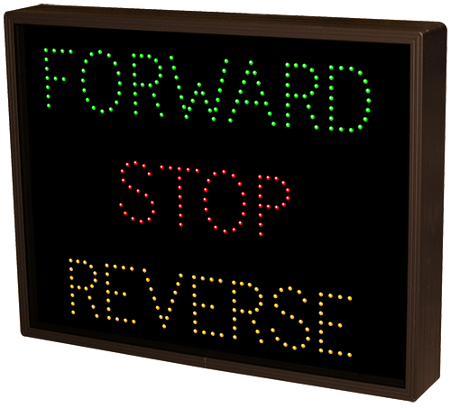Directional Systems Product #18638 - FORWARD | STOP | REVERSE