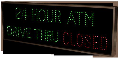 24 Hour Atm Drive Thru Open Closed 20506 Drive