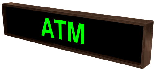 Directional Systems Product #27873 - ATM