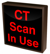 CT Scan In Use