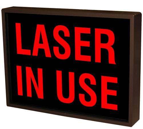 Directional Systems Product #38675 - LASER IN USE