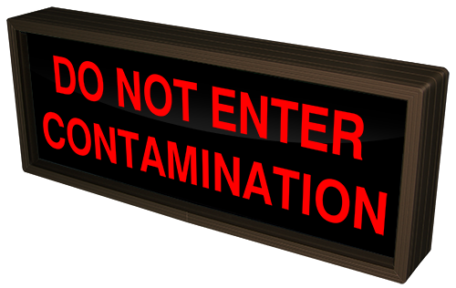 Directional Systems Product #38716 - DO NOT ENTER CONTAMINATION