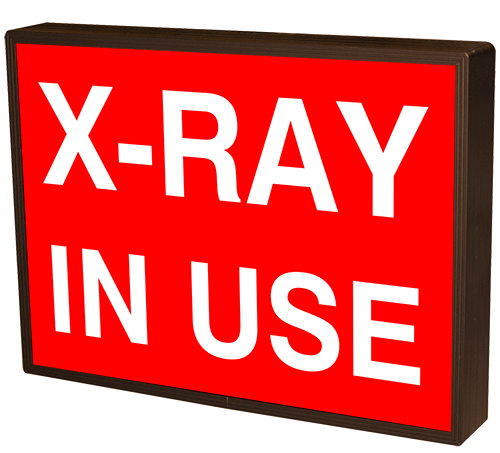 Directional Systems Product #38720 - X-RAY IN USE