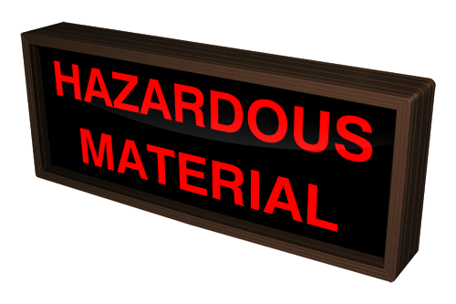 Directional Systems Product #38721 - HAZARDOUS MATERIAL