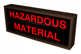 Directional Systems 38721 SBL718R-E377/120-277VAC HAZARDOUS MATERIAL (120-277 VAC) Image