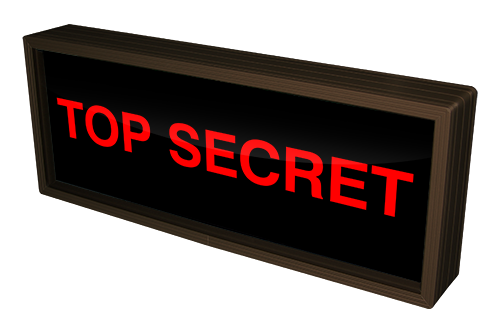 Directional Systems Product #38736 - TOP SECRET
