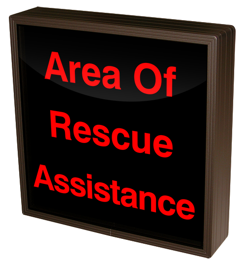 Directional Systems Product #38753 - Area Of Rescue Assistance