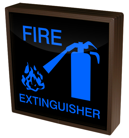 Directional Systems Product #38759 - FIRE EXTINGUISHER w/FIRE EXTINGUISHER SYMBOL