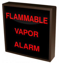 Directional Systems 38767 SBL1212R-D943/120-277VAC FLAMMABLE VAPOR ALARM (120-277 VAC) Image