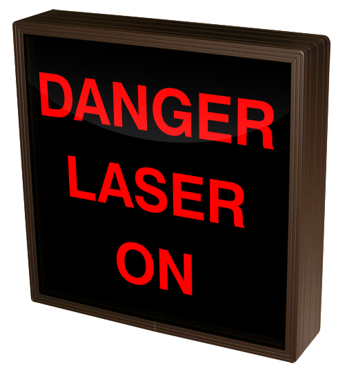 Directional Systems Product #38771 - DANGER LASER ON
