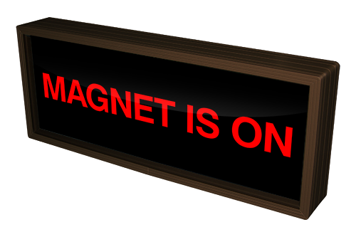 Directional Systems Product #38814 - MAGNET IS ON