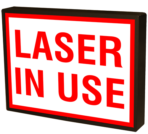 Directional Systems Product #38831 - LASER IN USE