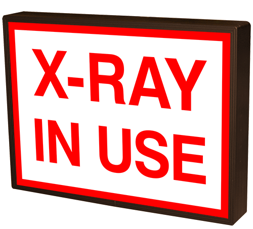 Directional Systems Product #38833 - X-RAY IN USE (12-24VDC)