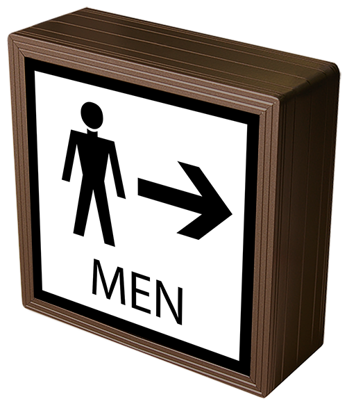 Directional Systems Product #38876 - MEN w/Symbols