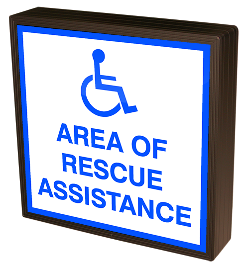 Directional Systems Product #38878 - AREA OF RESCUE ASSISTANCE