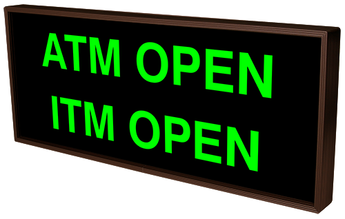 Directional Systems Product #38984 - ATM OPEN | ITM OPEN