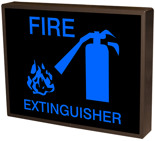 Directional Systems Product #39376 - FIRE EXTINGUISHER w/Symbol