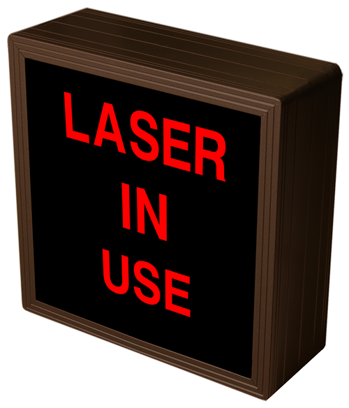 Directional Systems Product #41613 - LASER IN USE