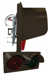 Directional Systems 42241 TCILH-CB-RGH TCILH Horizontal Replacement Kit, LED Circuit Board w/ Hood, Red/Green Image