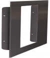 "Recessed Frame Mount for use on 34"" x 7"" LED signs"