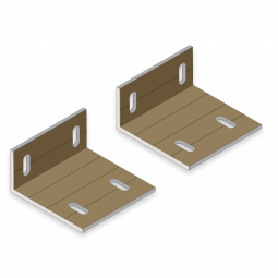 "Ceiling/Side Mount Bracket for 5.5"" deep Sign (1 pair)"