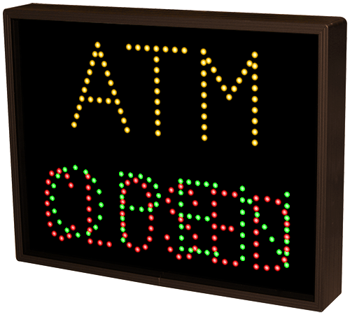 Directional Systems Product #5067 - ATM | OPEN | CLOSED