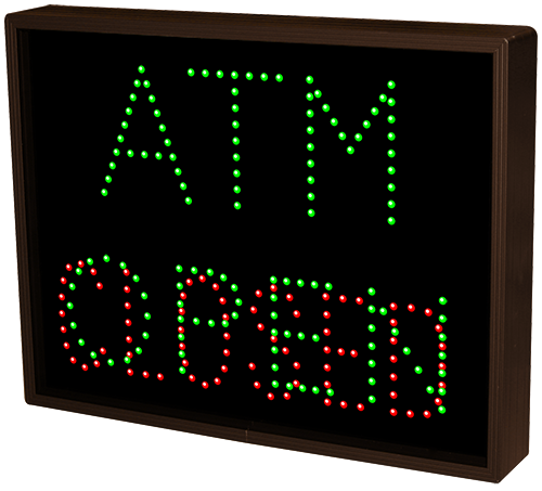 Directional Systems Product #5100 - ATM | OPEN | CLOSED