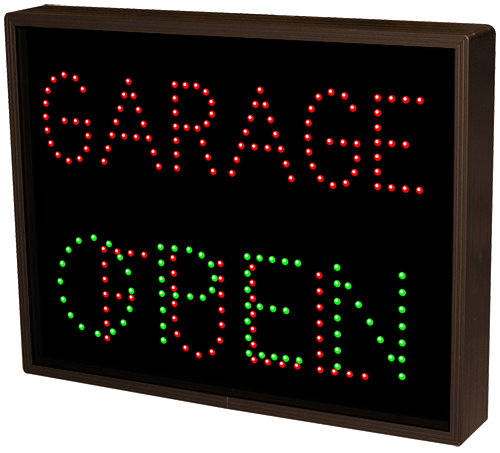 Directional Systems Product #5108 - GARAGE | OPEN | FULL