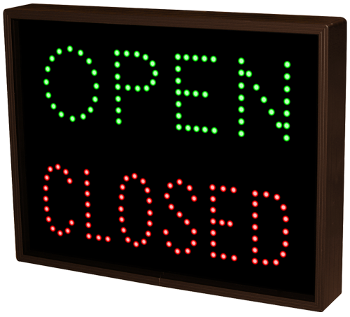 Directional Systems Product #5112 - OPEN | CLOSED