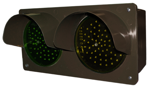 Directional Systems 52173 TCILH-GA/120-277VAC LED Traffic Controller - Horizontal, Green-Amber (120-277 VAC) Message 3 Image