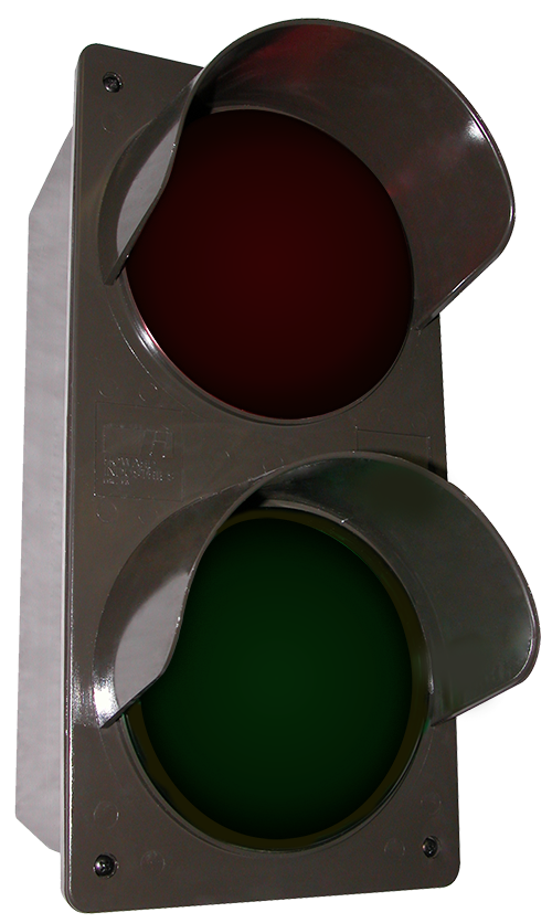 Directional Systems 52176 TCILV-RGG-G095/120-277VAC LED traffic Controller X | Down Arrow | Right Arrow, Vertical, Red-Green-Green (120-277 VAC) Message 4 Image