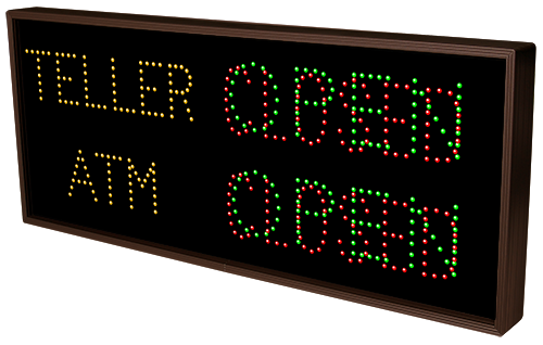 Teller Open Closed Atm Open Closed 5221 Open