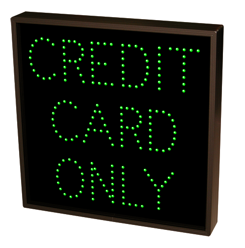 Directional Systems Product #52701 - CASH OR CREDIT CARD