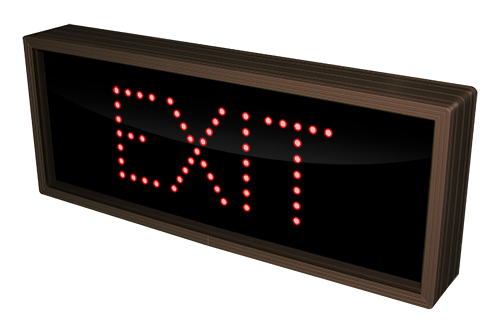 Directional Systems Product #5914 - EXIT
