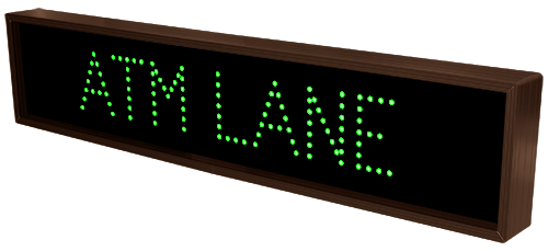 Directional Systems Product #6026 - ATM LANE