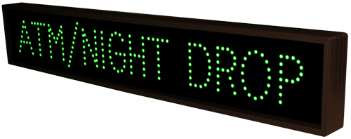 Directional Systems Product #6169 - ATM/NIGHT DROP