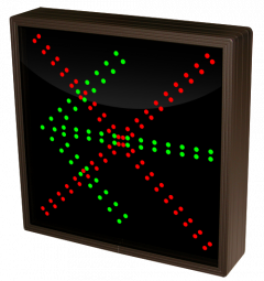 X | LEFT ARROW