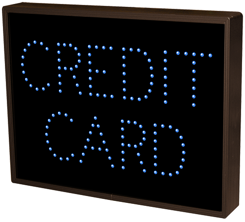Directional Systems Product #8998 - CREDIT CARD